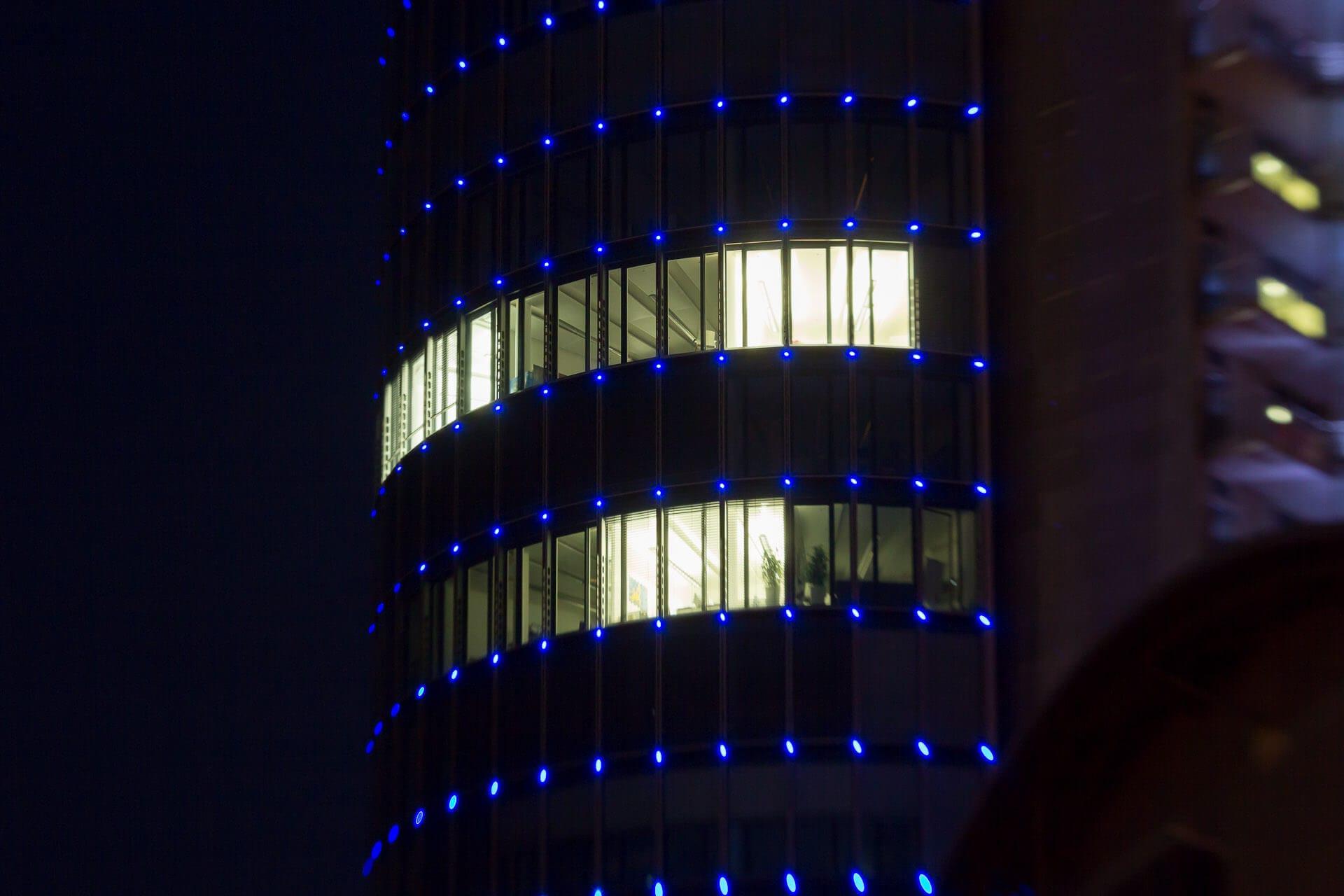 Central Tower – Firmensitz der Pentos AG - Christian Weber Photo | München