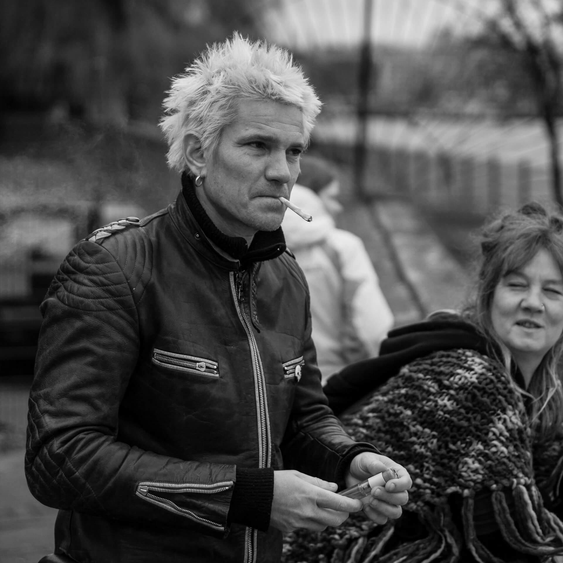 Street Photography - Christian Weber Photo | München