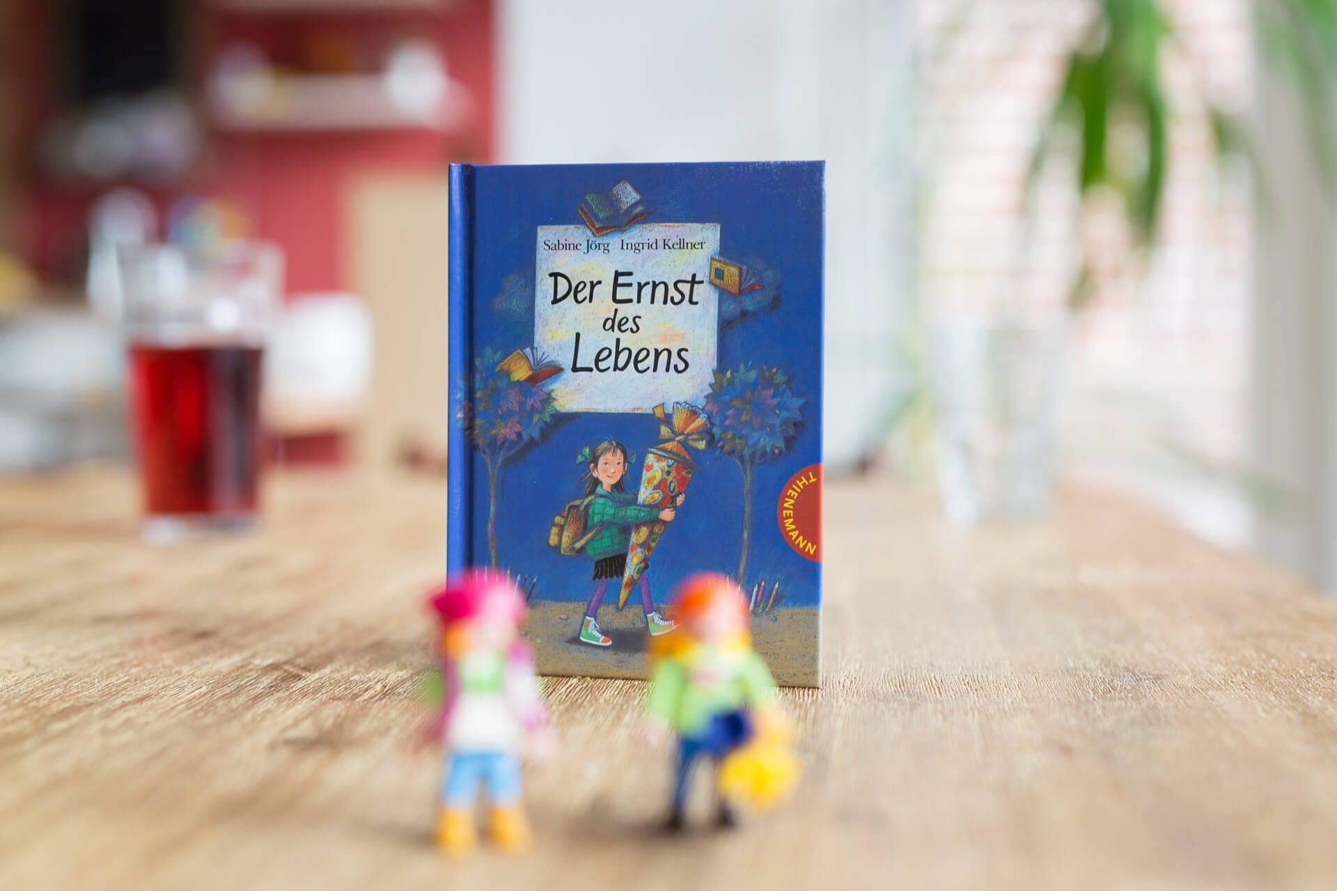 Einschulung Ernst des Lebens Kinderbilder Portrait München