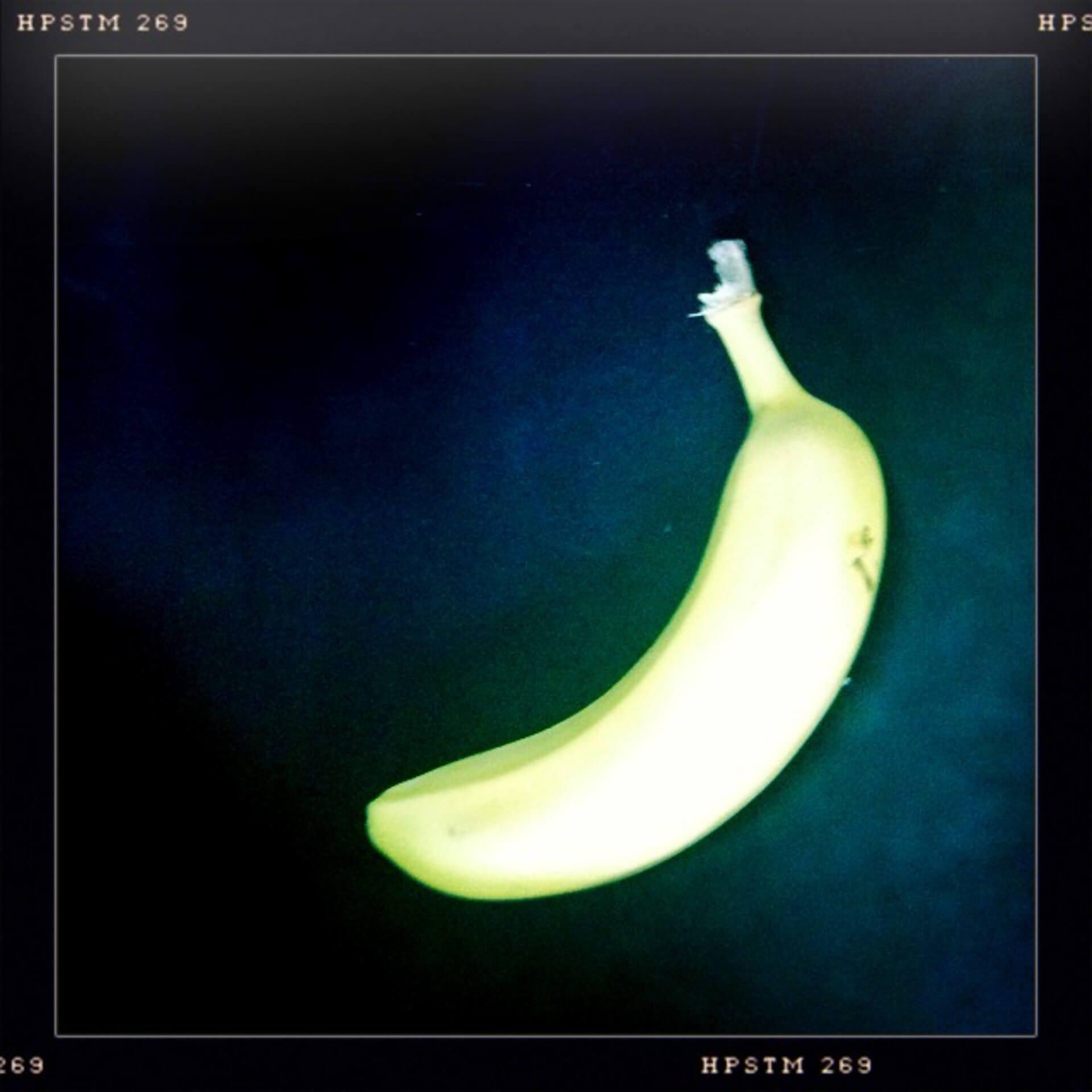 Hipstamatic Gelbe Banane