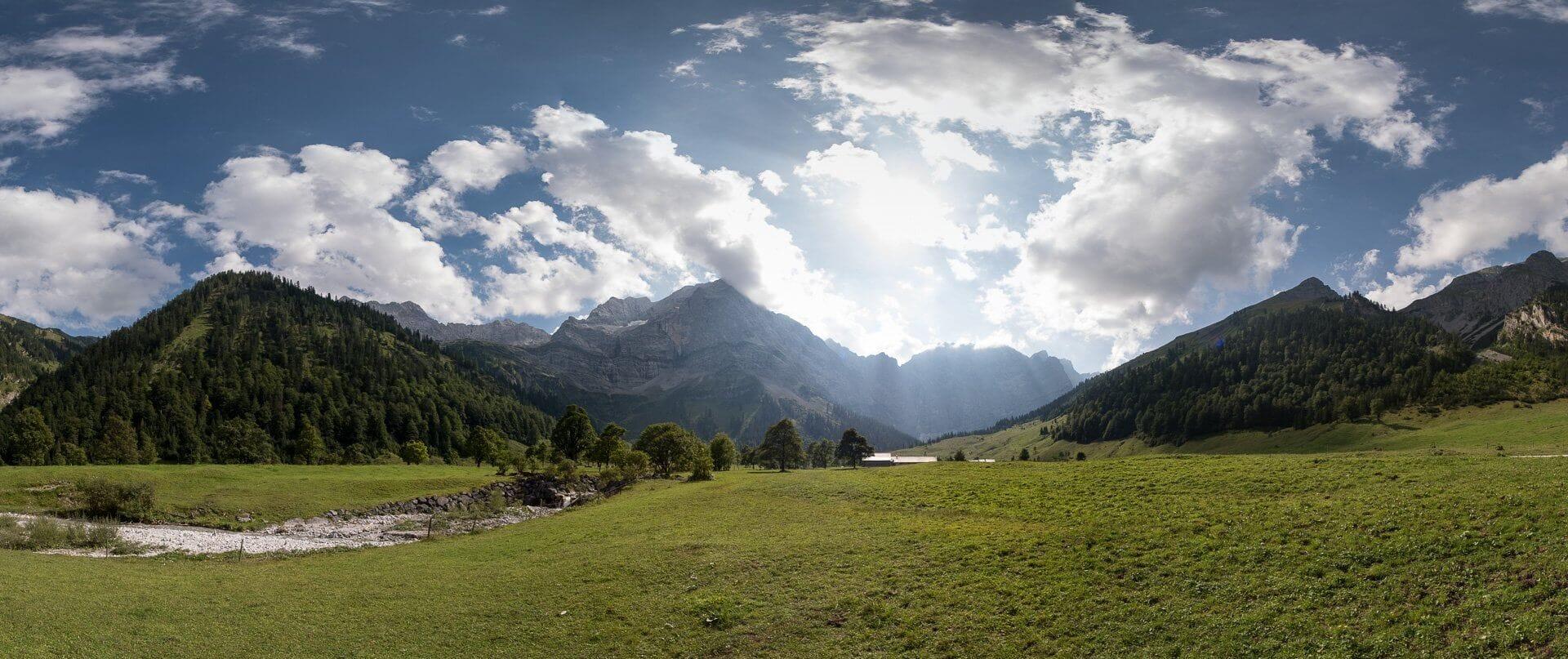 Ahornboden | Landschaftsfotografie