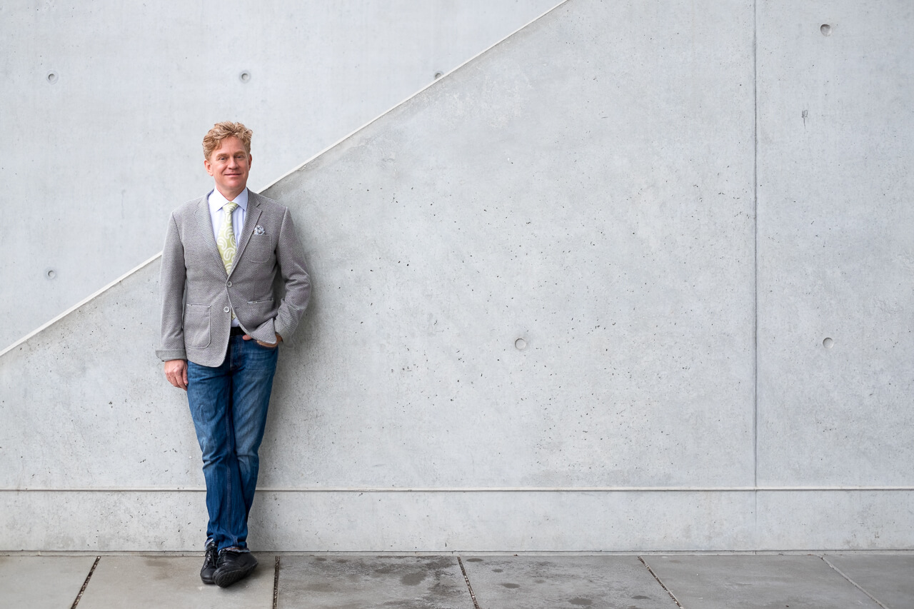 Markus S. | Portrait on Location