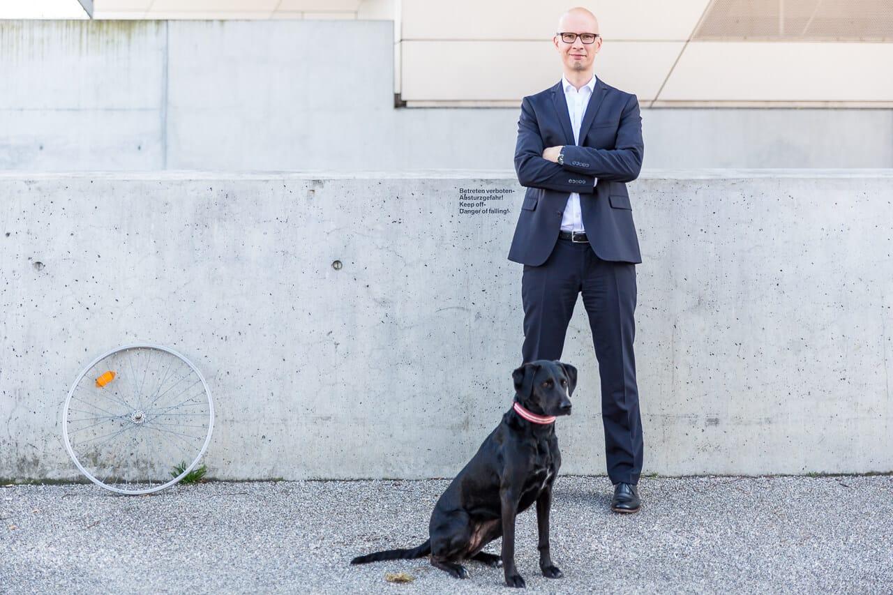 Business Portrait München - Christian Weber Photo | München